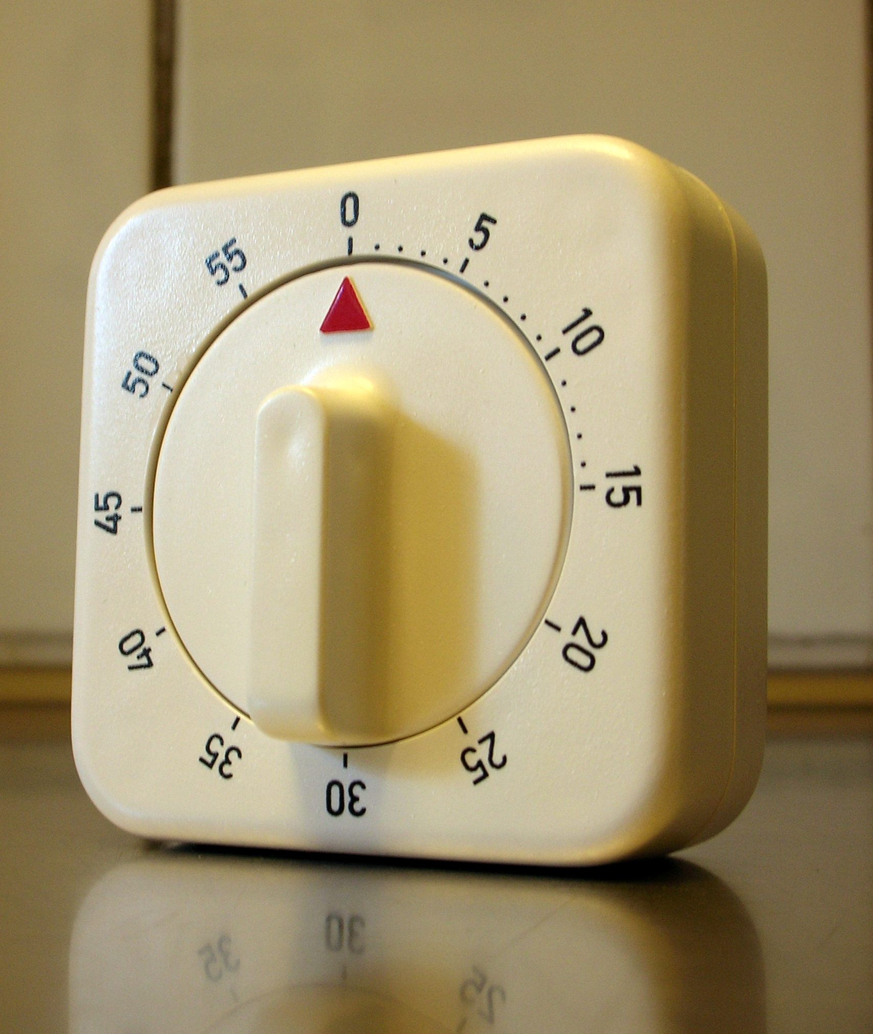 Swedish kitchen timer