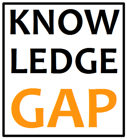 Knowledge Gap logo